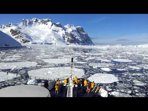 GoPro:  Epic footage from the Polar Regions