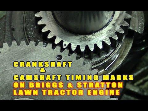 Briggs Amp Stratton Single Cylinder Crankshaft Amp Camshaft