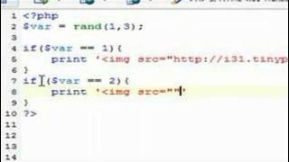 PHP Random Image Tutorial