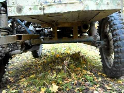 видео: мотоцикл   3х3 Падготовленный к бездорожью