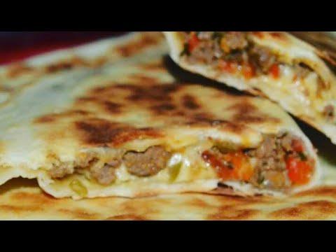 """[recette]-crêpe-turque-à-la-viande-hachée-""""gozleme"""""""