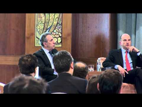 Financial System 2.0 London 2013: Panel on Hedge Funds 2.0