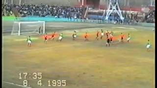 История (1995): Победный гол Евдокимова «Спартаку-Алании»