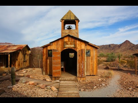 **Castle Dome City**  Ghost Town, Mining Museum...must see!!