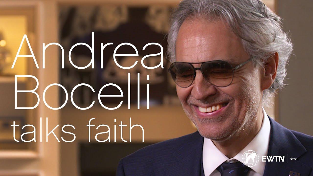 THE FAITH OF ANDREA BOCCELLI
