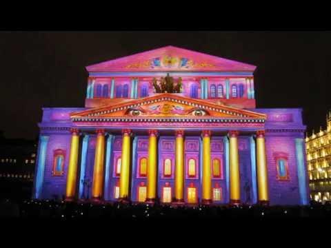 "Круг Света-2013, Большой Театр, ""Ballet,Decor,Movement"" - Cosmo AV (France)"