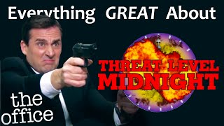 Everything GREAT About Threat Level Midnight!
