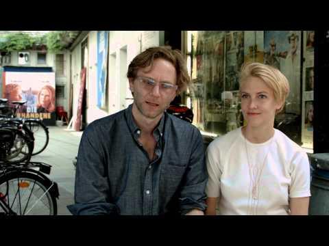 mit Linnea Saasen & Alex Holdridge Filmfest München 2015