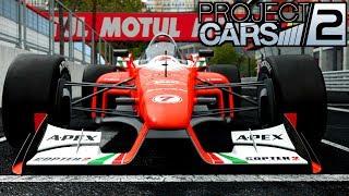 1200 PS FORMEL X in MONACO | (WIP) Project CARS 2 Gameplay German | 4K 60FPS Deutsch