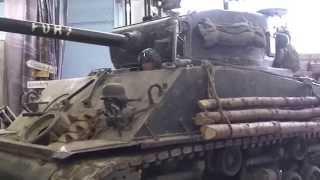 Sherman Fury (Танк Шерман