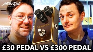 Expensive VS Affordable Drive Pedal Challenge! Is It Worth It?