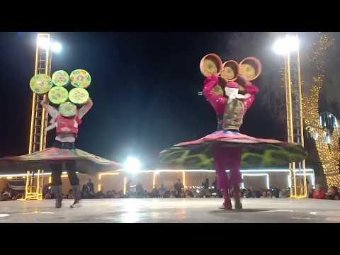 Tanoura Dance / Dubai Desert Safari  show 2019
