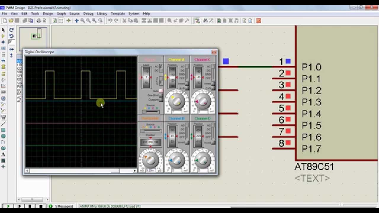 Pulse Width Modulation Using Embedded C Youtube 8211 What Is It