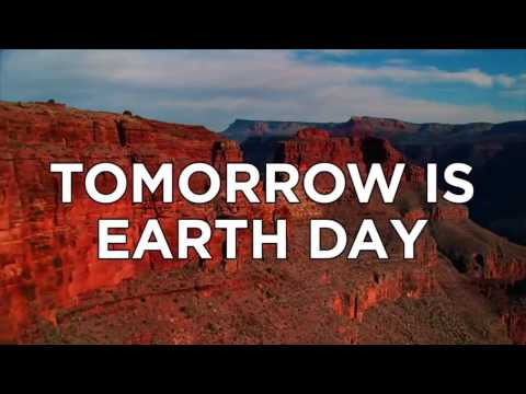 Earth Day in April 22, 2017 #EarthDay