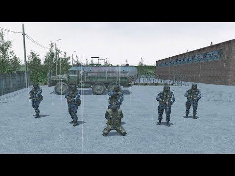 Cross Over Unexpected - Call Of Duty 4 Russian Warfare Mod