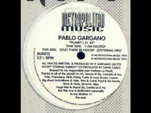 Pablo Gargano - I Am Excited -4
