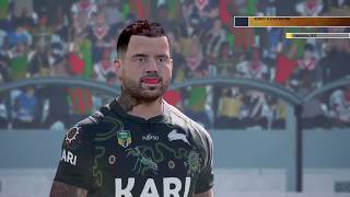 BGL Adelaide Nines Roosters  v Rabbitohs  - Rugby League Live 4