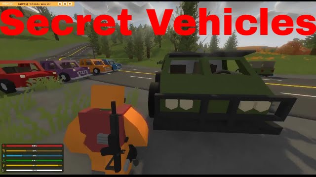 Unturned ALL NEW RUSSIAN VEHICLES