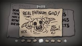 Tuto : Comment installer une  Save Isaac 100% ( platinium god )