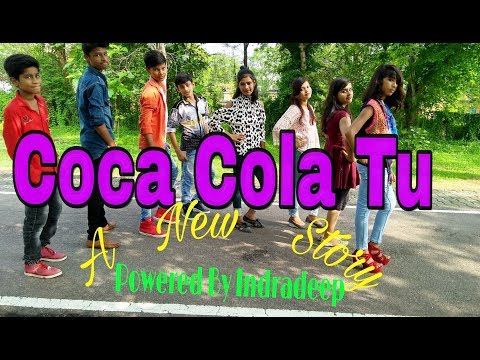 COCA COLA TU | A New Story Powered By Indradeep  - Tony Kakkar Ft. Young Desi