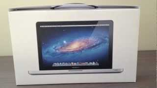 """Apple MacBook Pro 13"""" (Early 2011): Unboxing and Tour"""