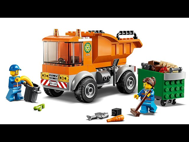 LEGO 60220 City Müllabfuhr - Lego Speed Build