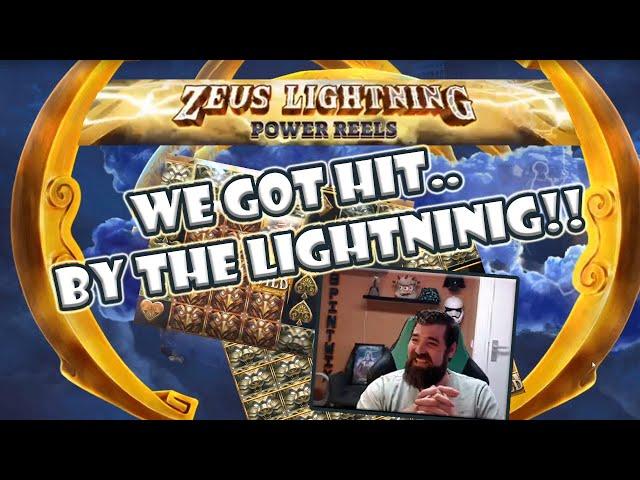 ZEUS LIGHTNING (New Game) HITS BIG!!