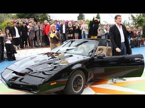 Mein Knight Rider K.I.T.T. Replika in Presse & TV 2009-2014 (Updated) - www.myKITT.de