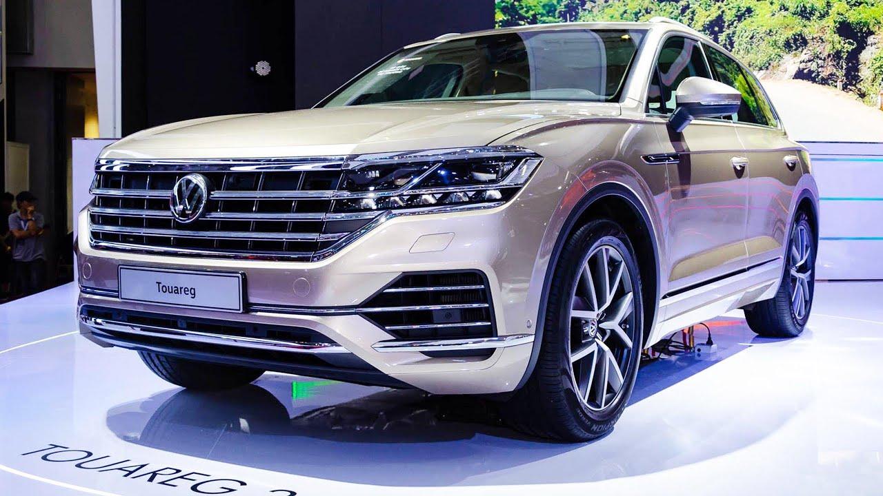 [VMS18] Chi tiết VW Touareg 2019 - nội ngoại thất đẹp, trải nghiệm công nghệ cao   Xe.tinhte.vn