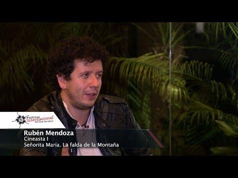 FicCali 2017: Diálogo con Rubén Mendoza