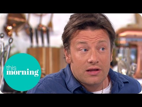 Jamie Oliver - 'Superfoods' Can Help You Live Longer | This Morning