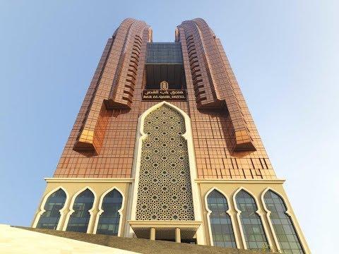 BAB AL QASR hotel Abu Dhabi فندق باب القصر ابوظبي