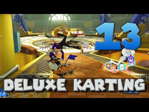 [13] Deluxe Karting (Mario Kart 8 Deluxe w/ GaLm and friends)