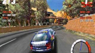 DOS Game: Screamer Rally