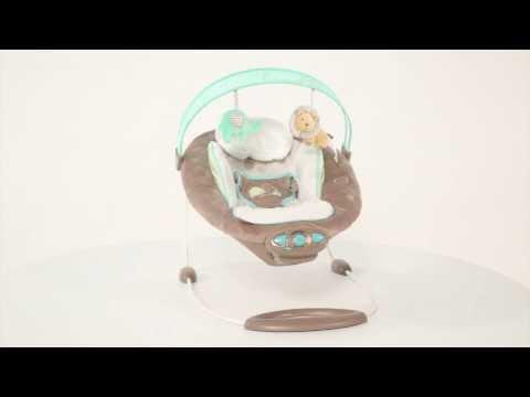 Conoce la nueva mecedora para bebés Ingenuity en Walmart.com.mx ... ec8c8e64342