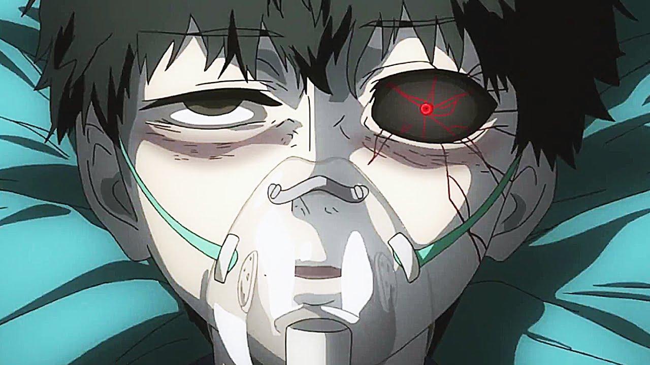 Kết quả hình ảnh cho Tokyo Ghoul anime
