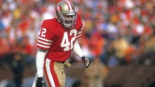 #11: Ronnie Lott | The Top 100: NFL's Greatest Players (2010) | NFL Films