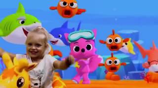 Baby Shark Song | Nursery Rhymes Song | Baby Tots