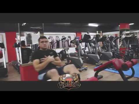 Gold Gym Prizren #mannequinchallenge