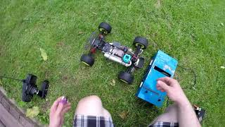 Losi Xxx Nt With Picco 12 First Run In 2 Years