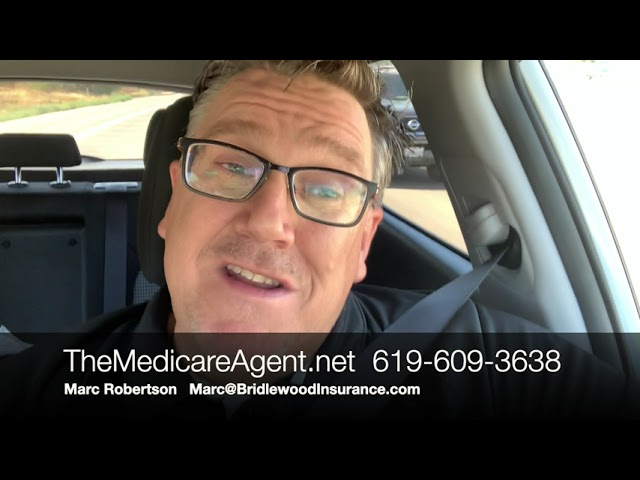 Medicare Marc On The Road San Diego