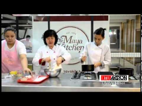 Chef Rory Subida of Maya Kitchen