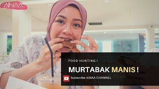 Finally found Martabak Manis in Malaysia! 😋