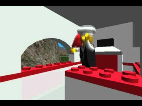 LEGO ISLAND- The Script. Part 9: Pizzeria, Deliveries