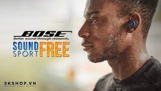 Video Unboxing Soundsport Free - tai nghe thể thao true wireless đầu tiên của Bose download MP3, 3GP, MP4, WEBM, AVI, FLV Mei 2018
