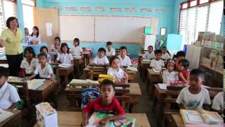 Gifts With a Cause visits school in the Philippines