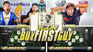 FIFA 20: FULL ICON HARDCORE Buy First Guy VS eSportler ELIAS (Eierkopf) ☠️😱