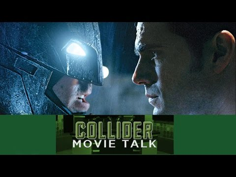 Collider Movie Talk - Affleck Talks BATMAN, JURASSIC WORLD Dominates Box Office