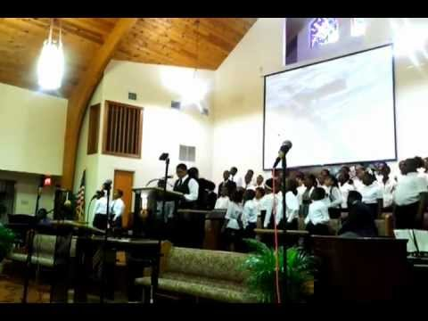 I Will Bless The Lord - Daughter of Zion Junior Academy Choir
