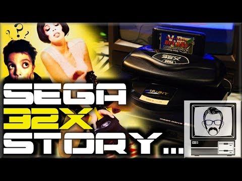 Sega 32X Story   Nostalgia Nerd